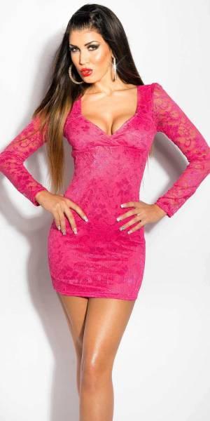 Alkalmi ruha gs10487 - pink