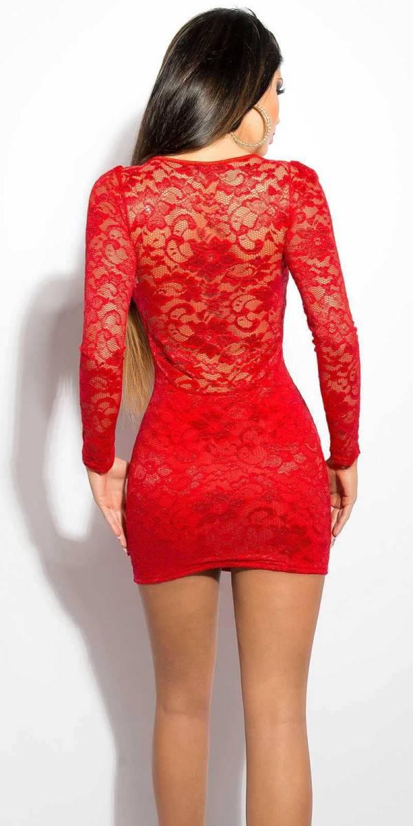 Alkalmi ruha gs10487 - piros