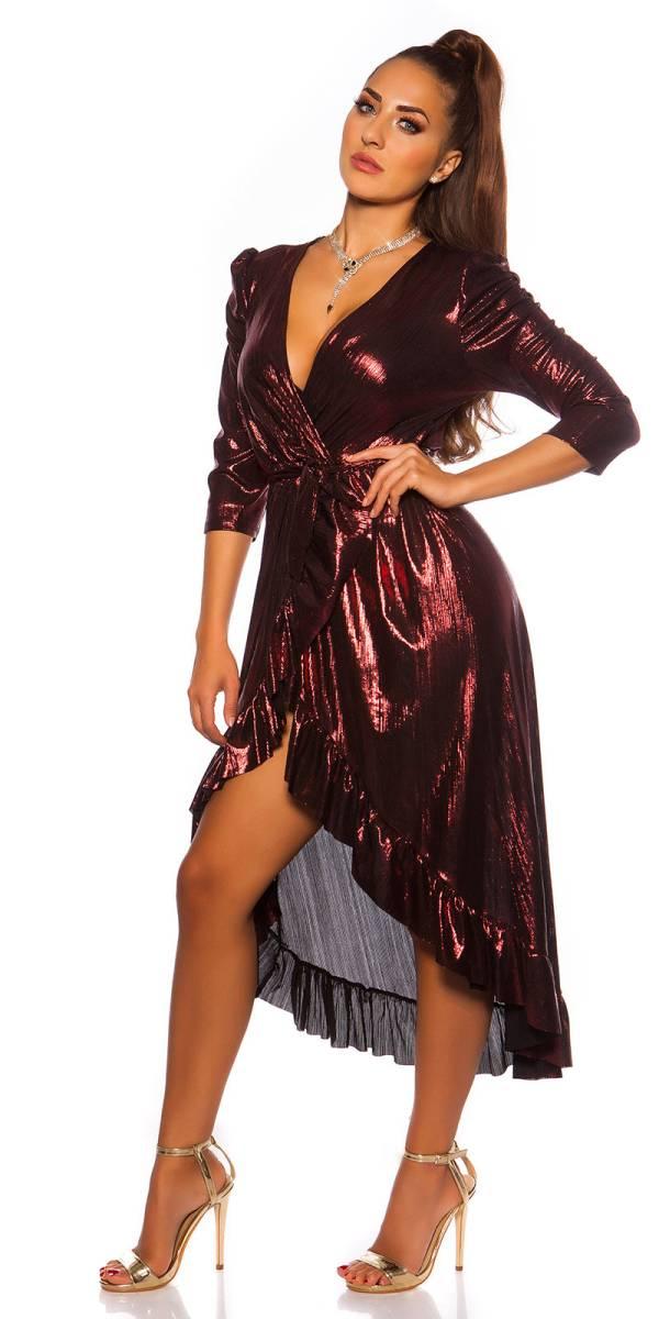 Alkalmi ruha gs10714 - piros