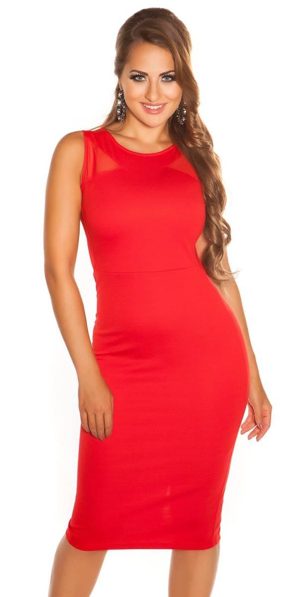 Alkalmi ruha gs13119 - piros