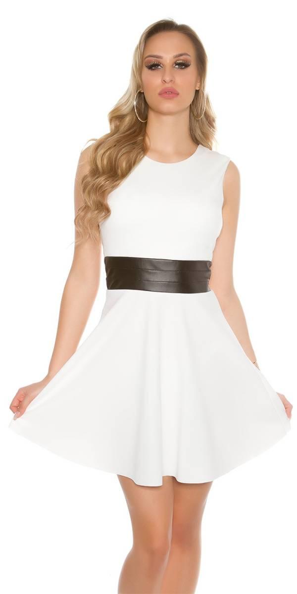 Alkalmi ruha gs23169 - fehér