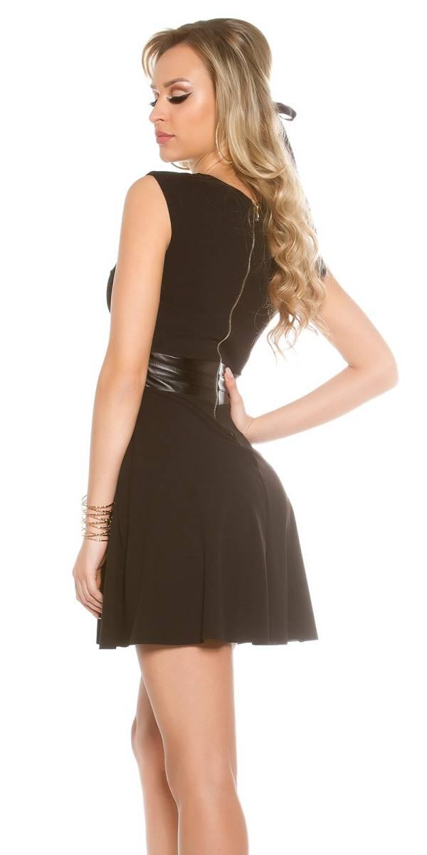 Alkalmi ruha gs23169 - fekete