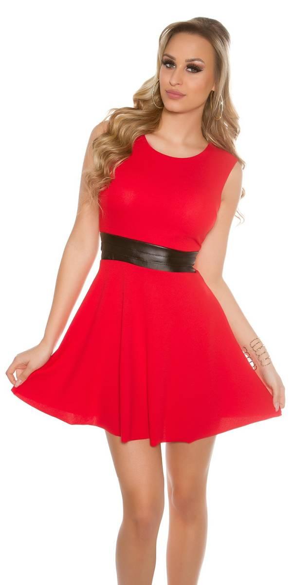 Alkalmi ruha gs23169 - piros