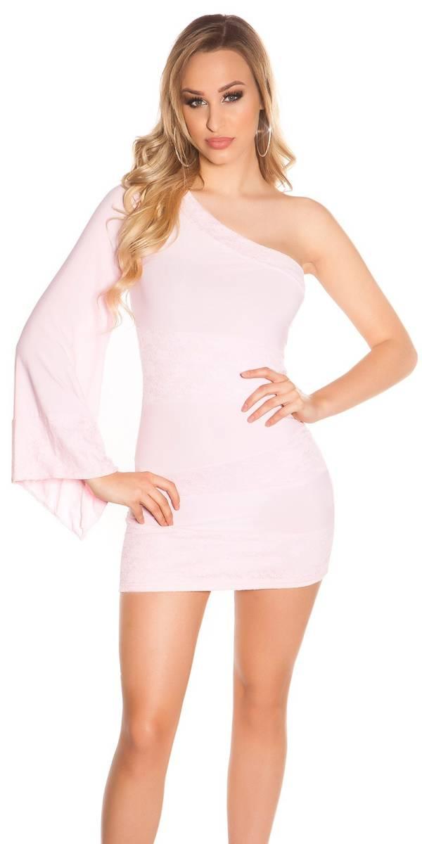 Alkalmi ruha gs24166 - rózsaszín