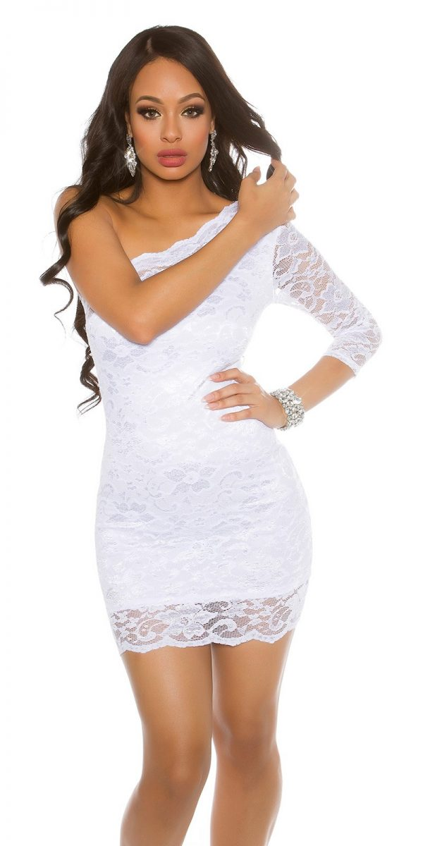 Alkalmi ruha gs28926 - fehér