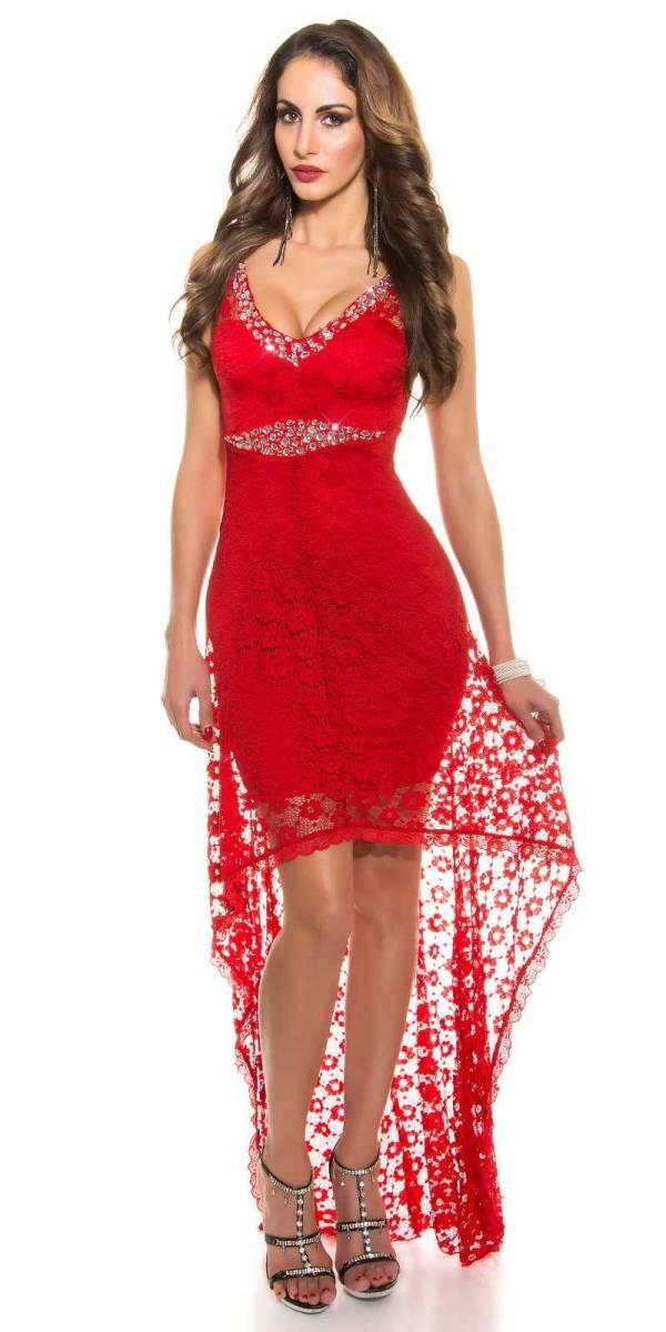Alkalmi ruha gs29007 - piros