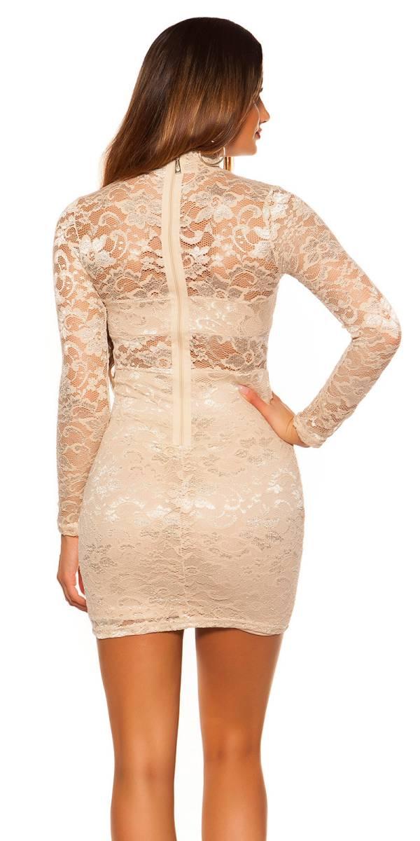 Alkalmi ruha gs30274 - bézs