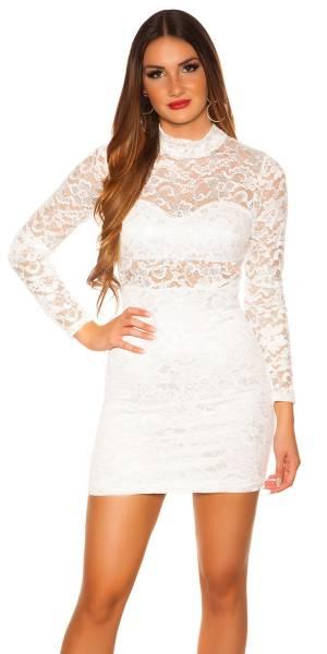 Alkalmi ruha gs30274 - fehér