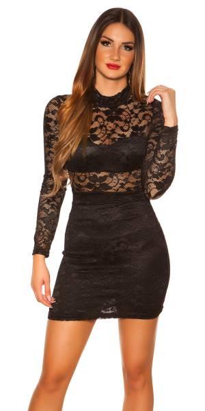 Alkalmi ruha gs30274 - fekete