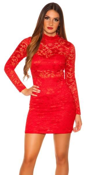 Alkalmi ruha gs30274 - piros