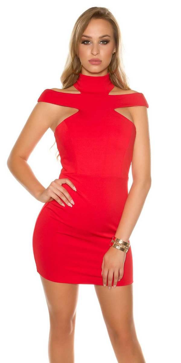 Alkalmi ruha gs30449 - piros