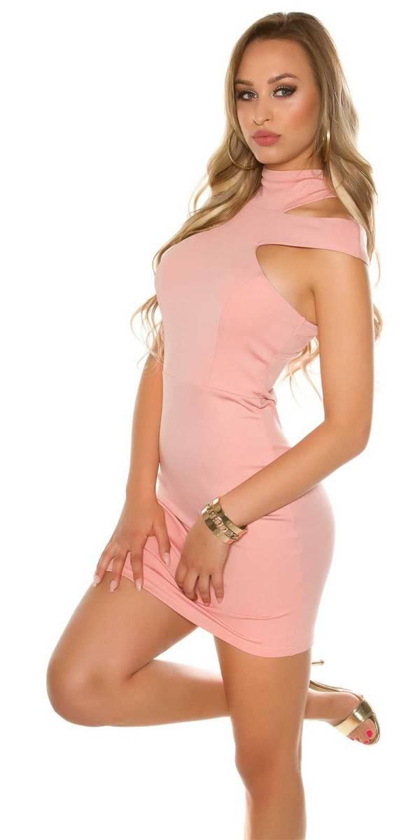 Alkalmi ruha gs30449 - rózsaszín