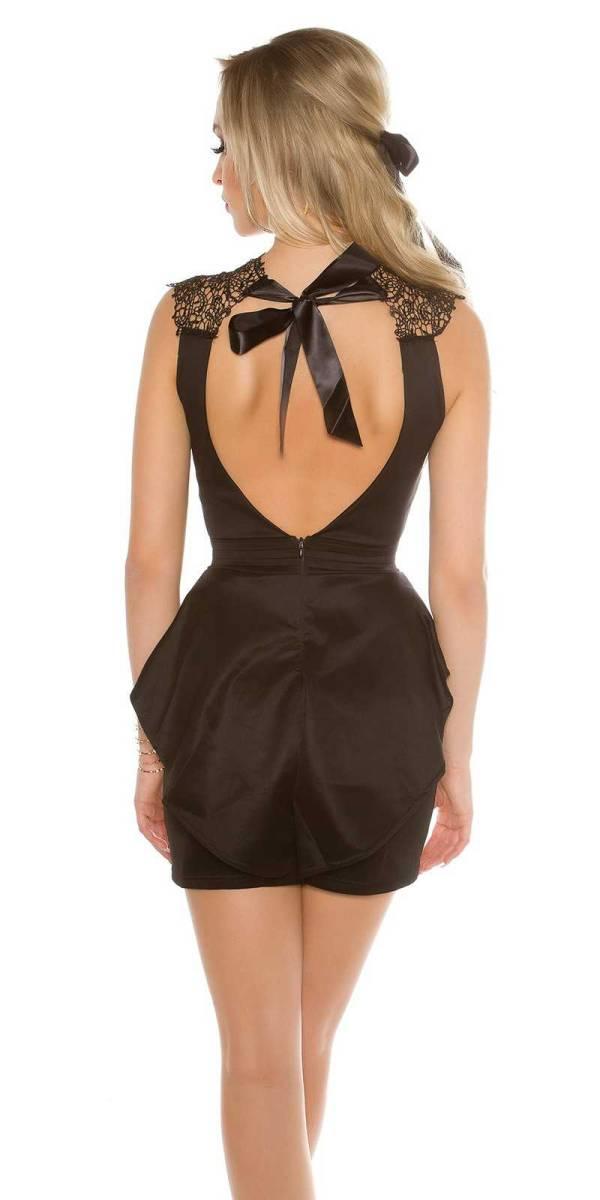 Alkalmi ruha gs30832 - fekete
