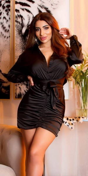 Alkalmi ruha gs31964 - fekete