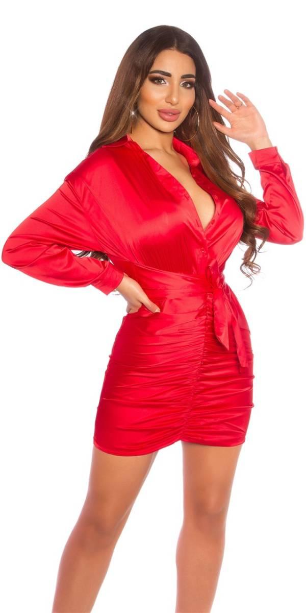 Alkalmi ruha gs31964 - piros