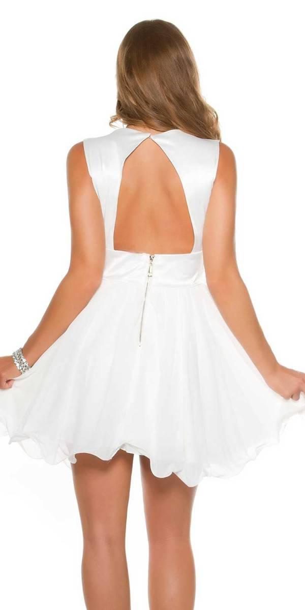 Alkalmi ruha gs34323 - fehér