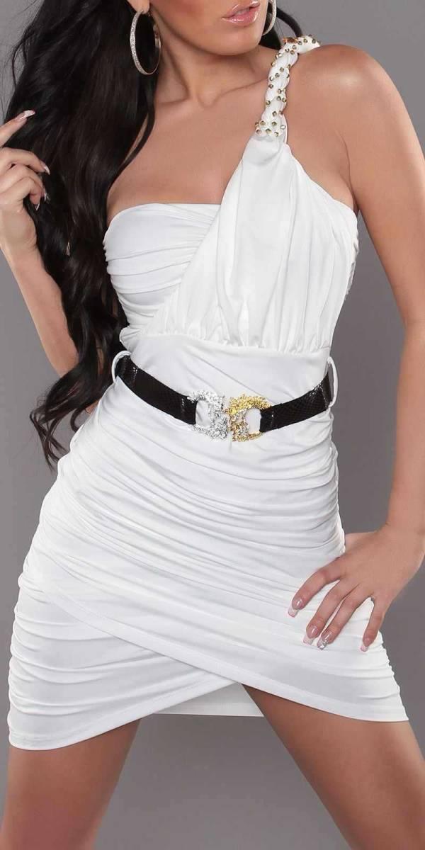 Alkalmi ruha gs35837 - fehér