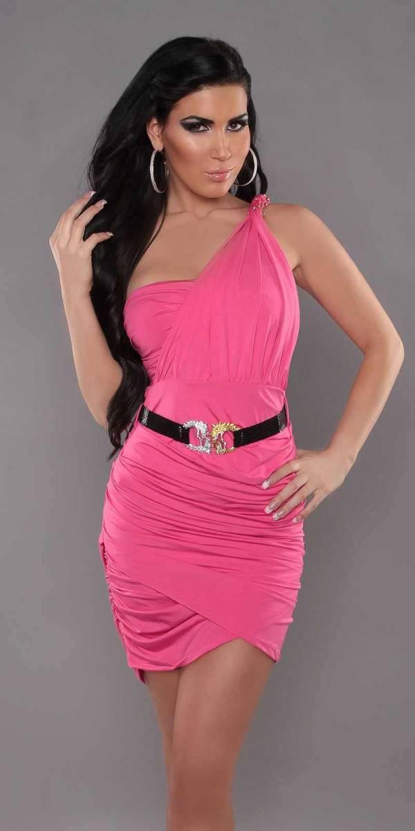Alkalmi ruha gs35837 - pink