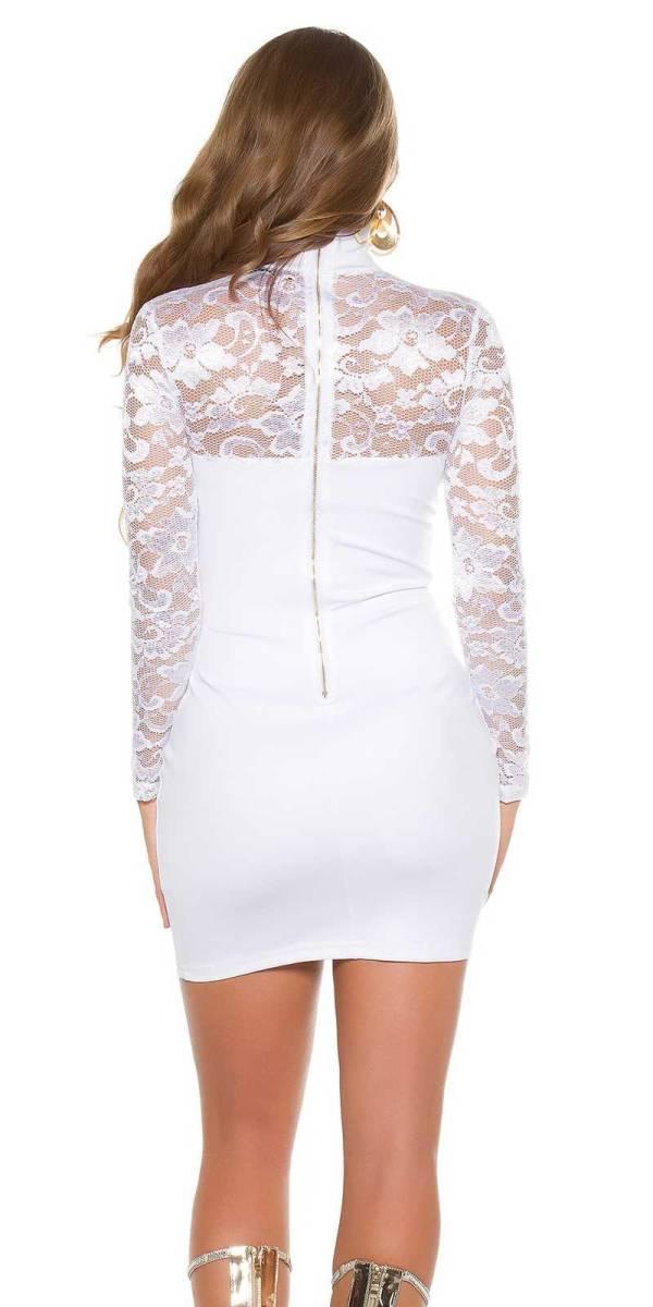 Alkalmi ruha gs38580 - fehér