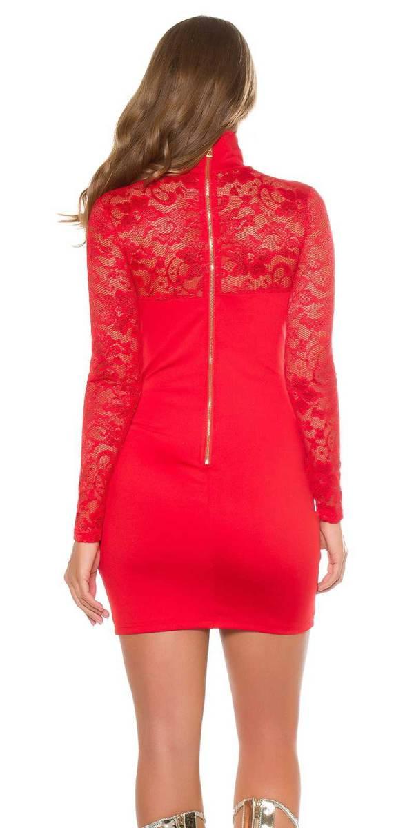 Alkalmi ruha gs38580 - piros