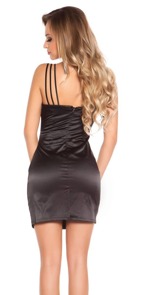 Alkalmi ruha gs38688 - fekete