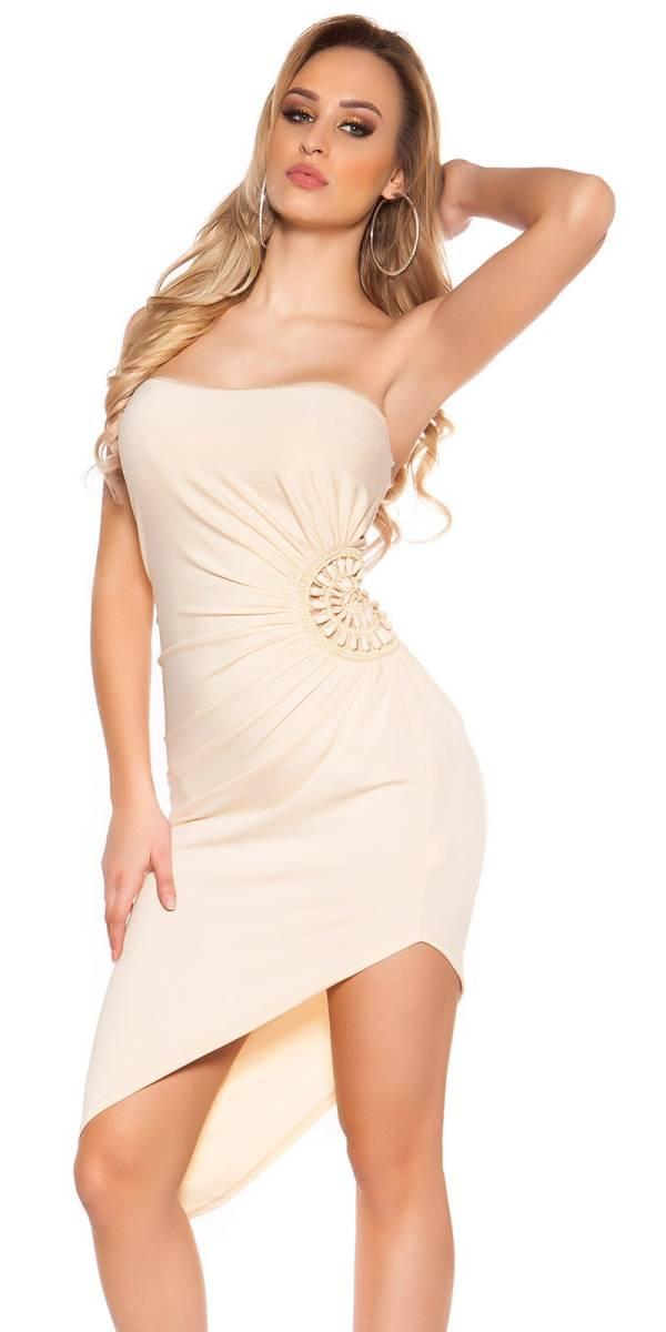 Alkalmi ruha gs40127 - pezsgő