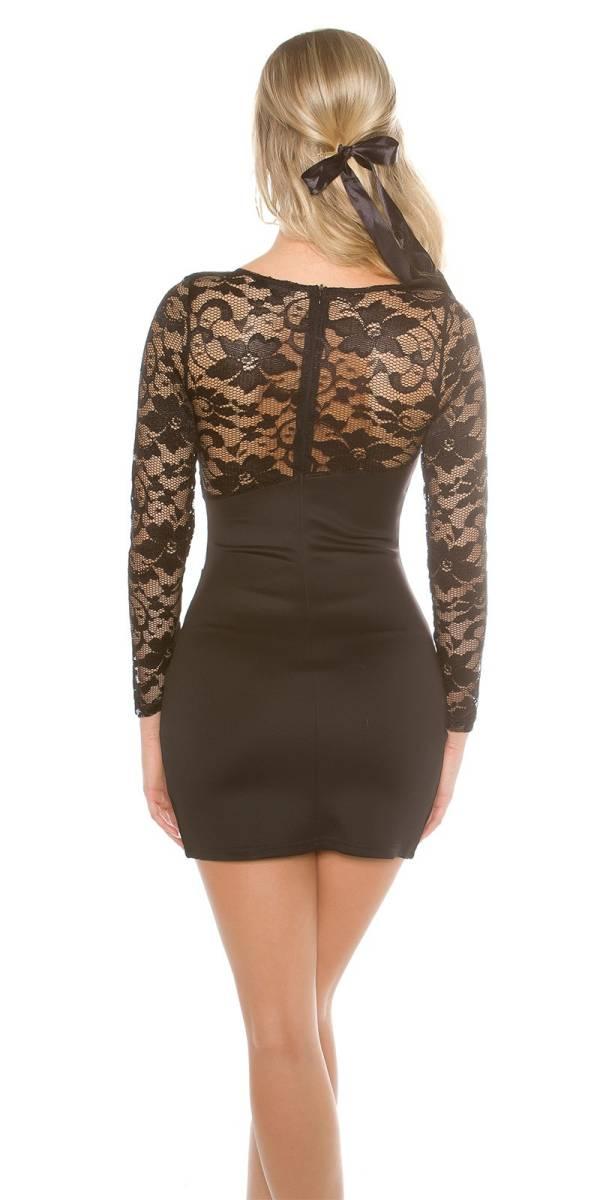 Alkalmi ruha gs40719 - fekete