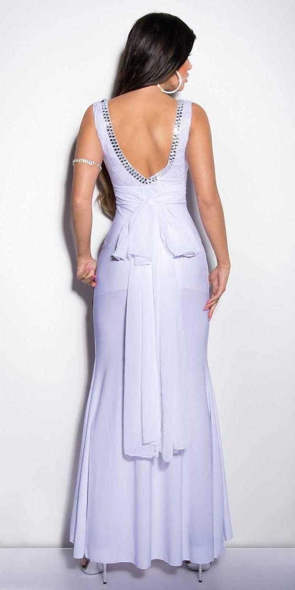 Alkalmi ruha gs43029 - fehér