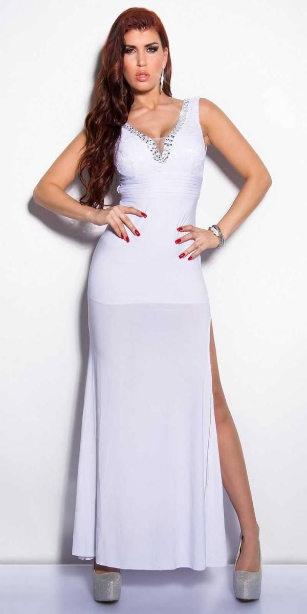Alkalmi ruha gs46722 - fehér
