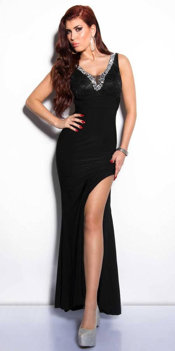 Alkalmi ruha gs46722 - fekete