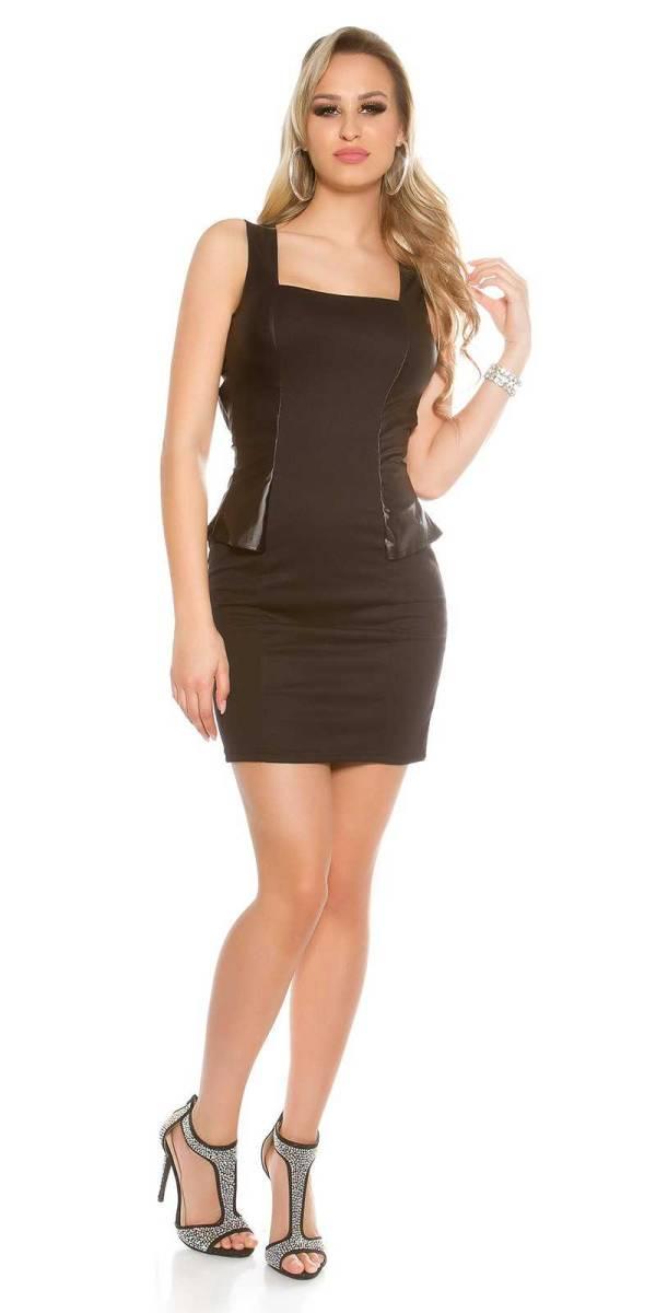 Alkalmi ruha gs48809 - fekete