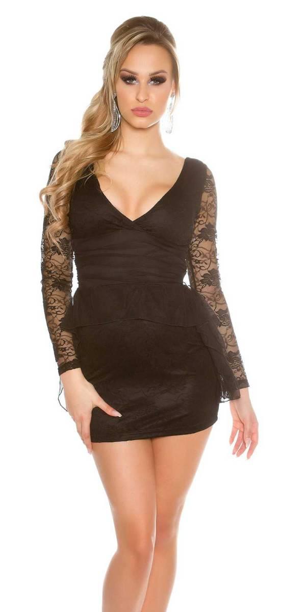 Alkalmi ruha gs53476 - fekete