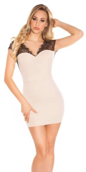 Alkalmi ruha gs57646 - bézs