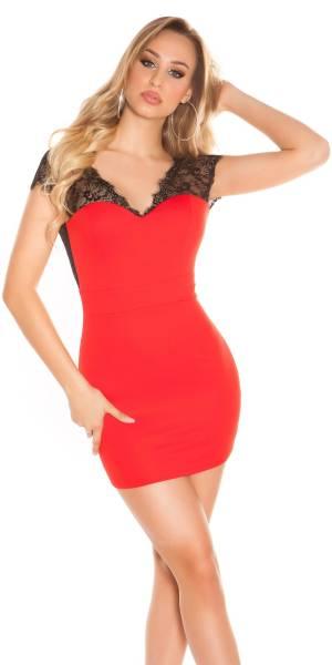Alkalmi ruha gs57646 - piros