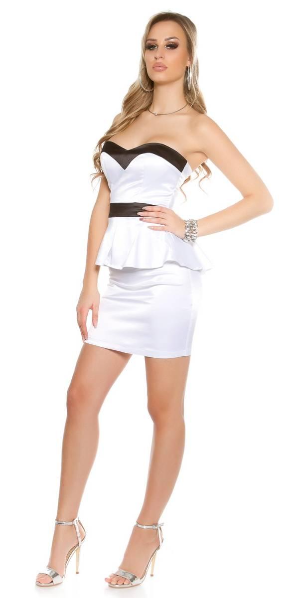 Alkalmi ruha gs57783 - fehér