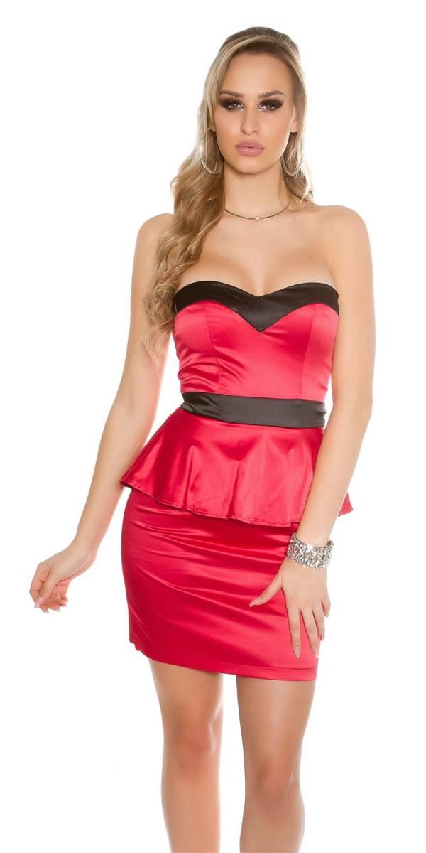 Alkalmi ruha gs57783 - piros