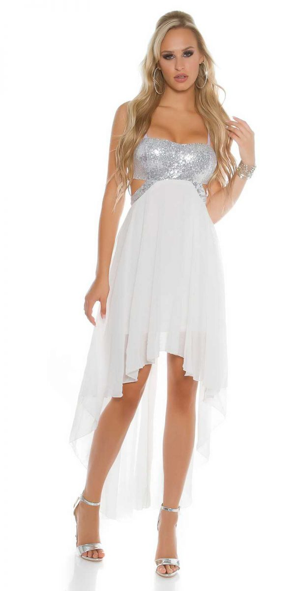 Alkalmi ruha gs58535 - fehér
