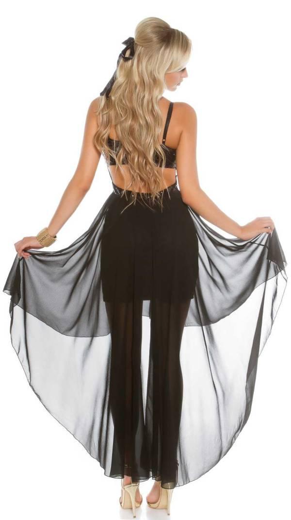 Alkalmi ruha gs58535 - fekete