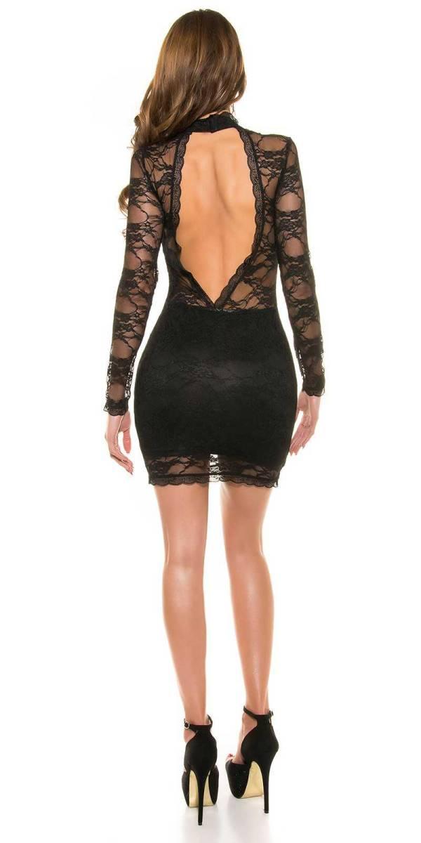 Alkalmi ruha gs59234 - fekete