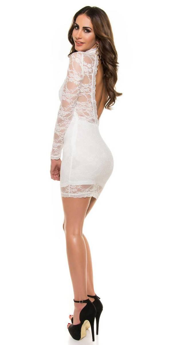 Alkalmi ruha gs59234 - krém