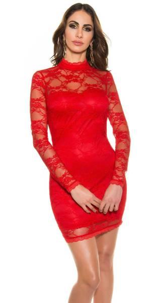 Alkalmi ruha gs59234 - piros