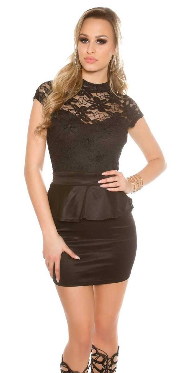 Alkalmi ruha gs59430 - fekete