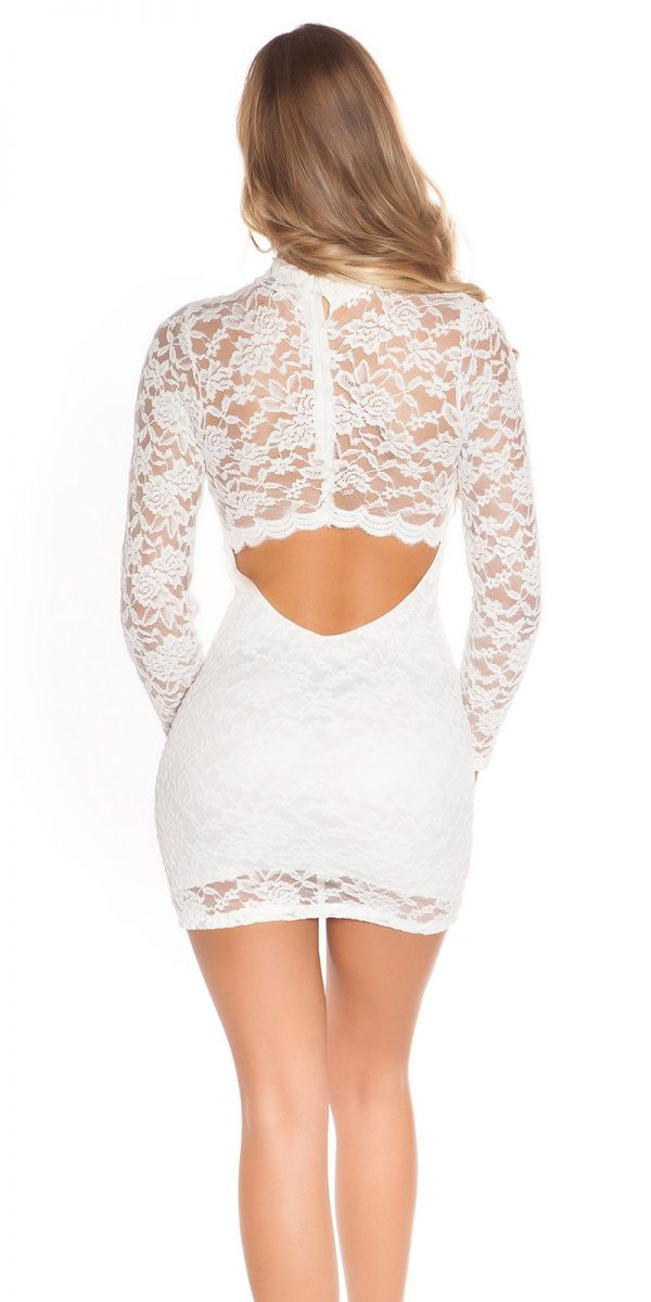 Alkalmi ruha gs59744 - fehér