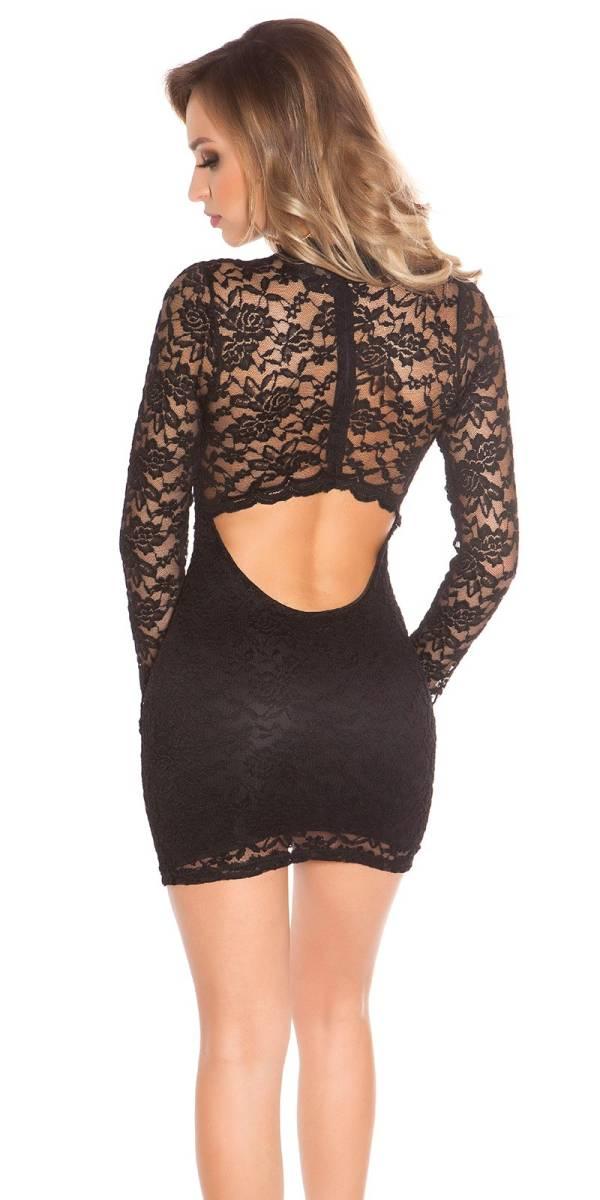 Alkalmi ruha gs59744 - fekete