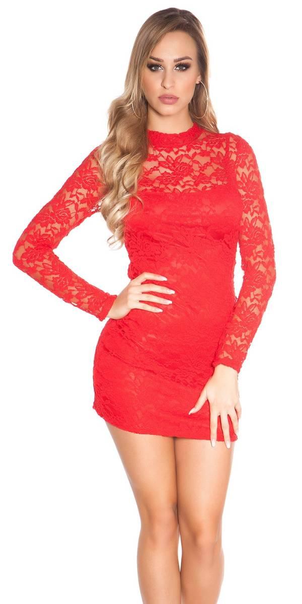 Alkalmi ruha gs59744 - piros