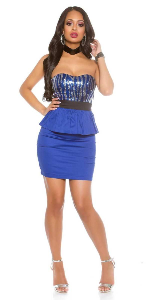 Alkalmi ruha gs60888 - kék