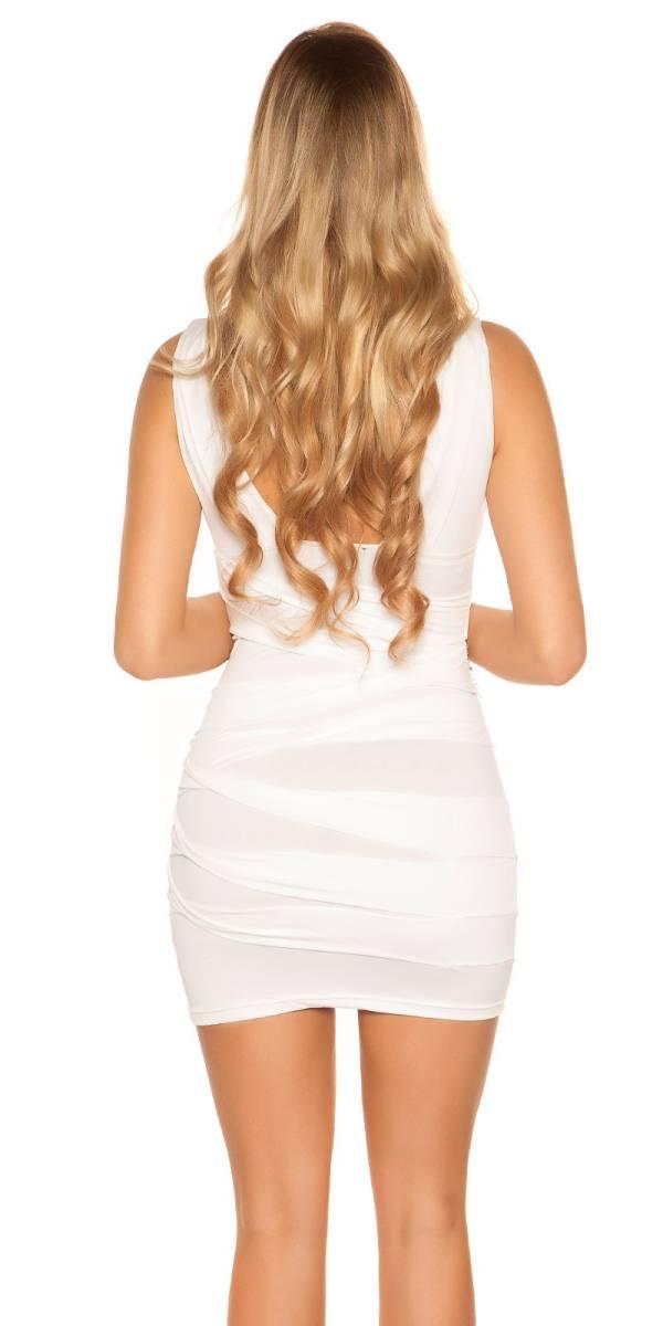 Alkalmi ruha gs65614 - fehér