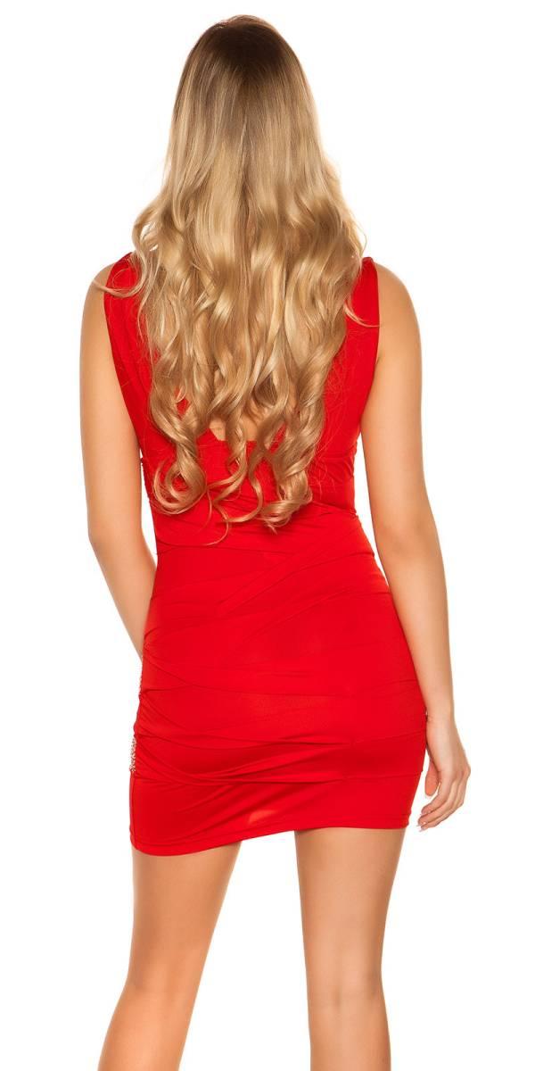 Alkalmi ruha gs65614 - piros