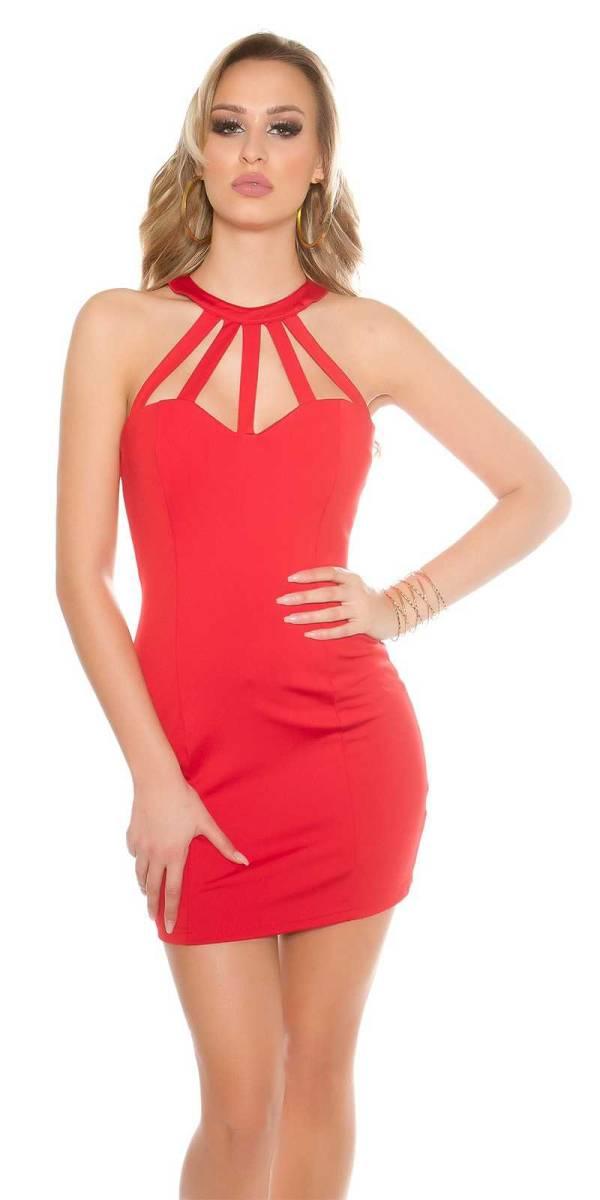 Alkalmi ruha gs66920 - piros