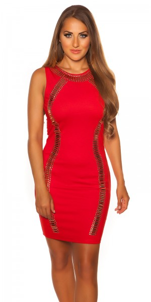 Alkalmi ruha gs67529 - piros